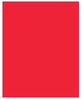 Haus-Icon rot